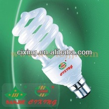 Half Spiral light bulb 20W hot sale in Middle East