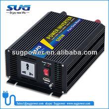 12 V / 220 V / 500 W de onda sinusoidal pura Omron inversor