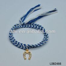 Wish bone High Line charm bracelet