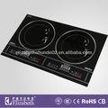 Cerâmica placa de fogão de indução/cor de cobre fogão elétrico