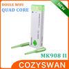 MK908II Quad Core Mini PC Android 4.2 RK3188 Cortex A9 HDMI Dongle internet tv box android