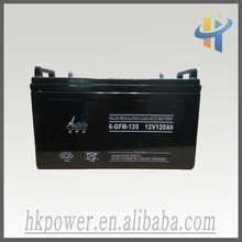 Excellent performance 12v 120ah solar dry cell battery