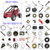 ATV parts Scooter parts Moped Parts Motorcycle Parts CG/CB/CG/GY6 50/70/90/110/125/200/250cc all parts available GK-01 150cc