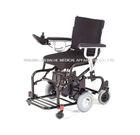 Folding aluminium light weight carbon fiber hydraulic power wheelchair lift