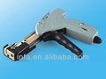de acero inoxidable empate cable de la pistola automática