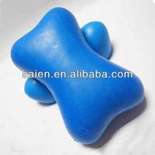 bone shape gel massage cushion/Pu foam bath massage cushion