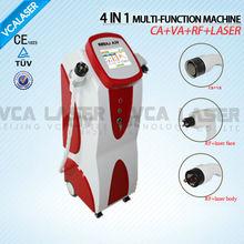 4 in 1 Body Slimming Machine Ultrasonic Cavitation Lipolysis Beauty Device