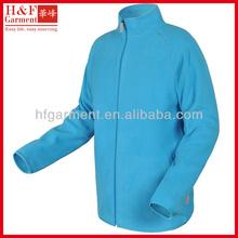 Polar fleece inner jacket for winter clothing or outdoor wear