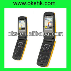 Original A837 Rugby Unlocked mobile phone for AT&T quad band flip cheap celular