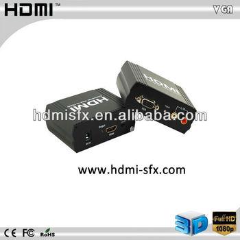 SFX -HDCVGA01 vga to hdmi adapter/vga to hdmi with audio