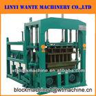 QT6-15 fully automatic brick making machine (big output)