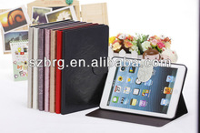 Smart leather case specifically designed for ipad mini case new arrival