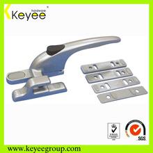 Zinc &Aluminuim alloy powder puff with handle KBB043