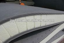 Natural de bambu colchão de espuma de látex