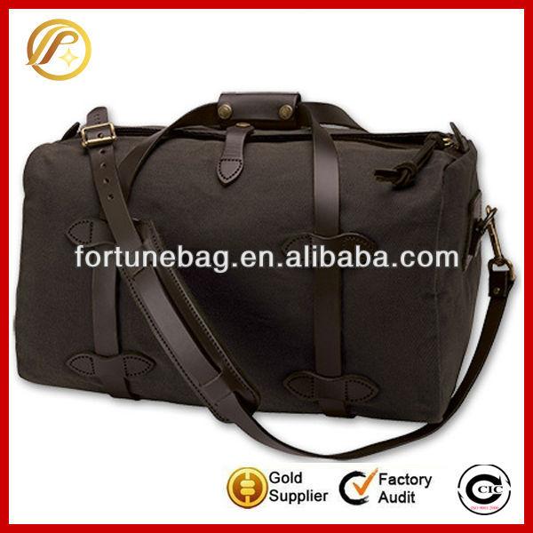 New style fashion top grade travel duffel bag
