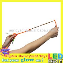 promotional mini parachute,light up super rotation ZH0901897