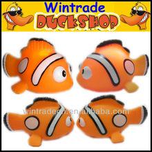 Flashing LED Clown Fish, Floating Nemo Fish Bath Toy