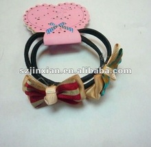 hair bows for teenage/mini bow tie for decoration/fancy ribbon bows