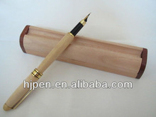 Luxury Business Gift Wood Fountain Pen Making Custom Wood Pen