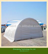 Steel frame car garages YY2040
