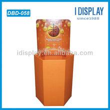 product display stand for basketball
