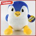 Madagascar jouets, pingouin jouets de poupée