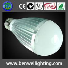 factory direct sale 7W E27 white led bulb parts manufacturers