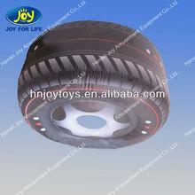 Advertising wheel models, inflatable tyre, balloon wheels