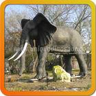 Animal park large elephant statues