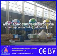 direct manufacture!!! zhengzhou space new hot sale amusement ride kiddie samba balloon