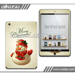 2013 for miniipad 3m skin decorate your mobile phone