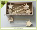 2014 nueva de madera mejor de venta de antigüedades de madera natural material adornos