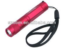 Brinyte M37 XM-L Q5 LED Mini Flashlight