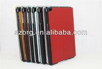 Leather Folio for iPad Mini Case ,Wholesale price for ipad mini case