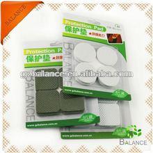 Guangzhou good quality self-adhesive eva pad circle