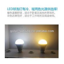 5630 G24 / E26 / E27 AC 85-265V Aluminum + Glass Bulb Light Warm White 3W / 6W / 12W / 15W With CE / FCC / ROHS