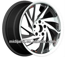 factory direct supply alloy wheel rim with nice design