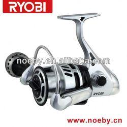 ALUMINIUM SPOOL FULL METAL BODY REEL fishing reel handle knob
