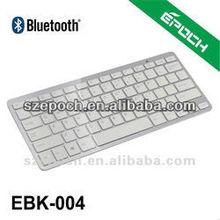 Ultra thin mini bluetoot external keyboard for mobile phone