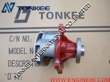 Excavator water pump,engine water pump,D6D/D6E DEUTZ water pump for VOLVO 210B