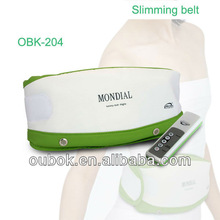 Best quality slim trim belts with PU material OBK-204