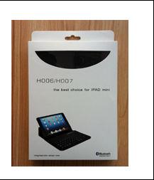 Cheap & hot keyboard cover case for ipad mini