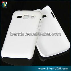 Hard plastic transparent cellphone case for samsung S7272