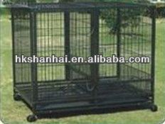 Hot sale heavy duty dog house cage