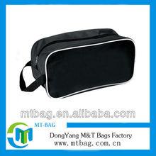 newly arrival promotional zipper golf shoe bag for men