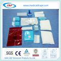 stérile jetable dentaires kit drapé pack