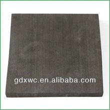 high density shock resistant black conductive eva foam