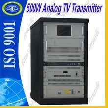 500W NTSC-T Digital digital tv transmitter equipment cable tv converter D3