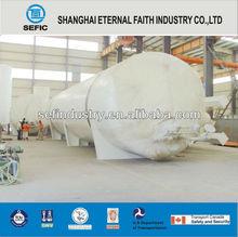 Liquied Oxygen / Nitrogen / Argon Pressed Cryogenic Storage Gas Tank