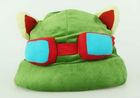 League of Legends Teemo plush hats